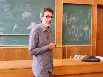 В Університеті стартував курс «Phase diagrams and phase transitions»
