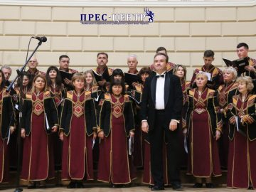Відбулася Урочиста академія з нагоди 100-річчя ЗУНР