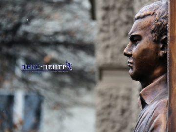 У Львівському університеті відкрили меморіальну дошку на честь Героя України Дмитра Чернявського