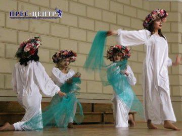 Спільний концерт Народної чоловічої хорової капели «Прометей» та Народного ансамблю сучасного танцю «Fantazy» (1 частина)