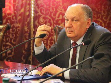 У Львівському університеті відбулася зустріч із мовознавцем Павлом Гриценком
