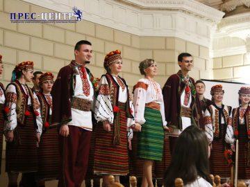 Народний ансамбль пісні і танцю «Черемош» відсвяткував 55-літній ювілей