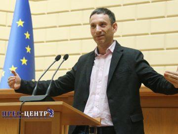 У Львівському університеті відбулася відкрита лекція Віталія Портникова