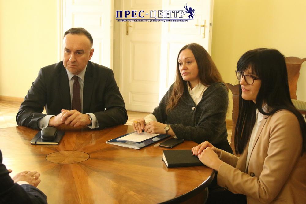 Університет продовжує співпрацю із Фундацією «Leopolis For Future»