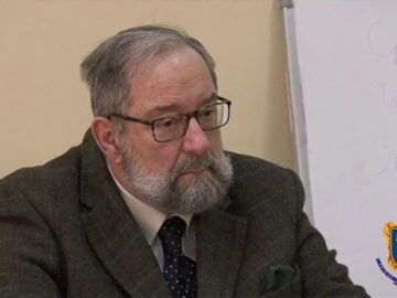 """Круглий стіл """"Верховенство права та правосуддя у сучасній парадигмі прав  людини"""" за участі професора Б.Запанчина"""