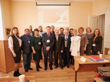 Стартувала науково-практична конференція ІІ туру Всеукраїнського конкурсу студентських наукових робіт зі спеціалізації «Економічна кібернетика»