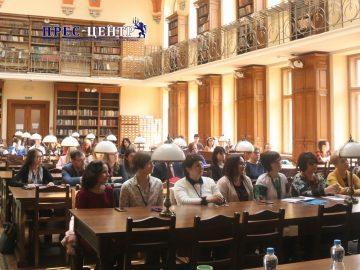 Розпочала роботу XV Міжнародна наукова конференція студентів та аспірантів «Молодь і поступ біології»