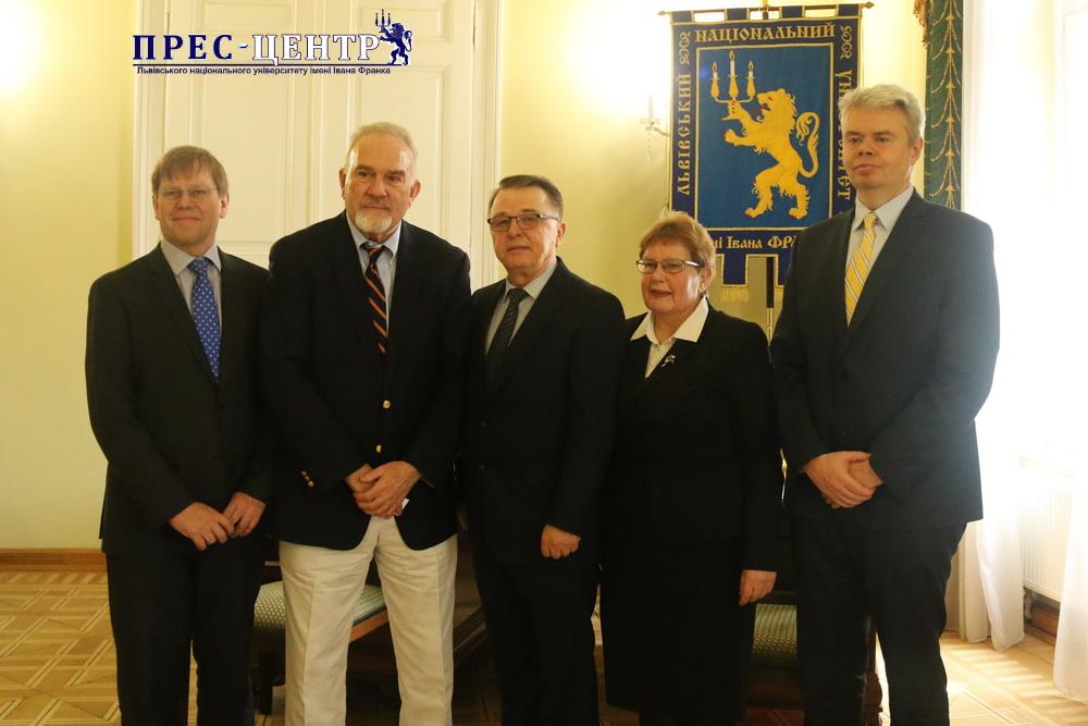 Відбулися Інформаційні дні Національного банку України у Львівському університеті