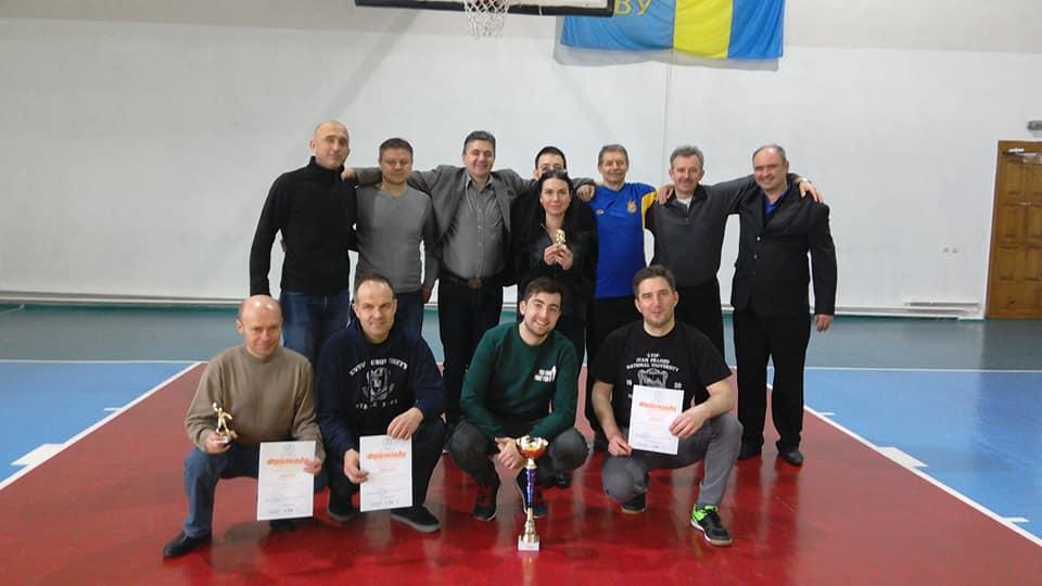 Команда Львівського університету – переможець першої Франкіади