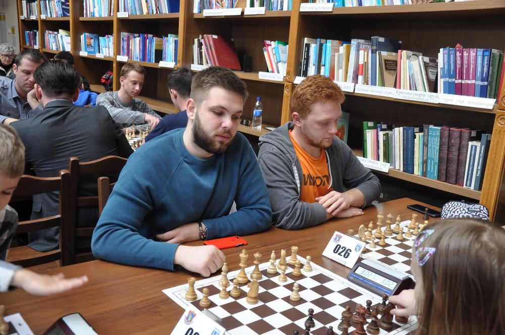 Відбувся Відкритий шаховий турнір з бліцу пам'яті Богдана Воробця