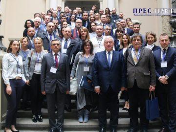 У Львівському університеті відбулася Міжнародна наукова конференція «Криза сучасної системи безпеки: у пошуках нового міжнародного порядку»