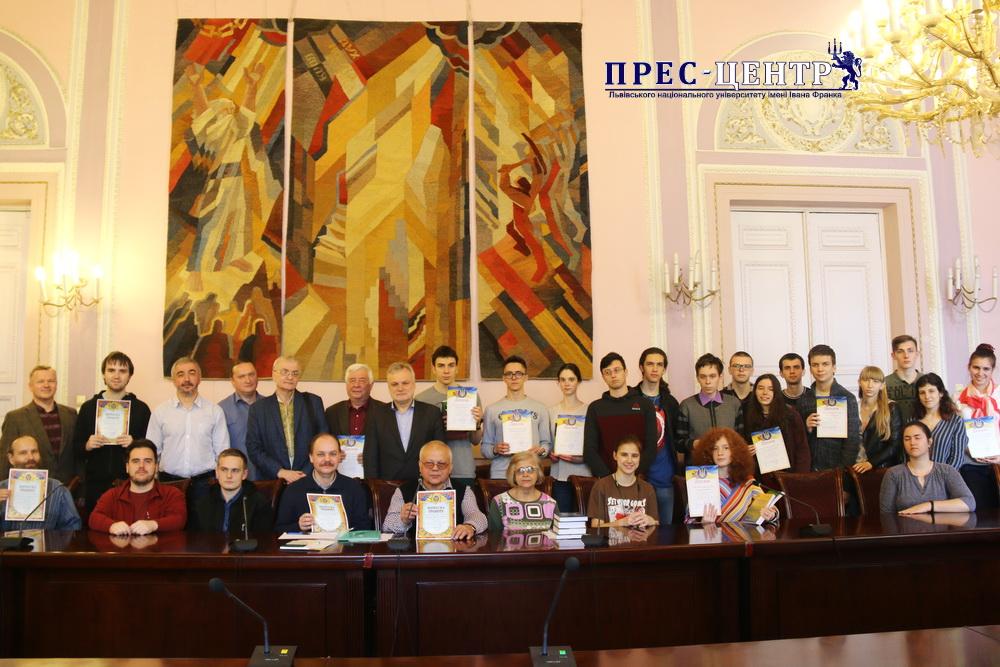 В Університеті визначили переможців Всеукраїнських студентських олімпіад з навчальної дисципліни «Математика» та зі спеціальності «Математика»