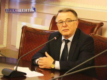 Ректор Володимир Мельник провів діалог зі студентами Університету