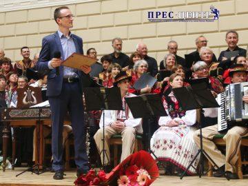 У Львівському університеті відбувся концерт «Україна – Франція: пісенний діалог»