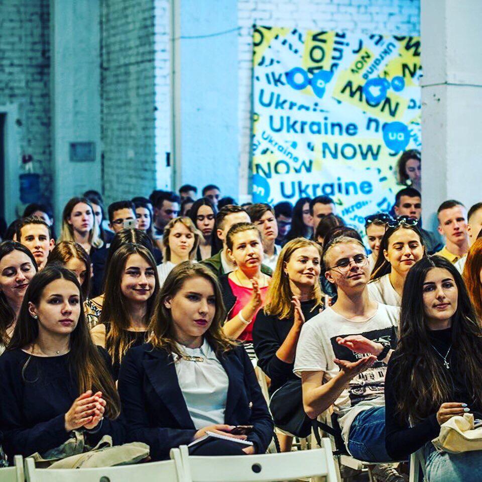 Студенти Університету взяли участь у Всеукраїнському проекті «Державотворець»