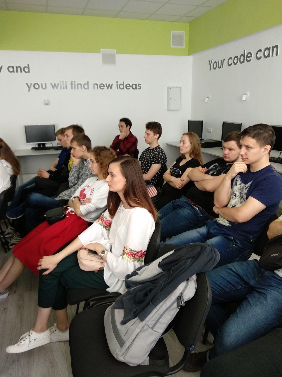 У Львівському університеті відбувся EPAM Open Day