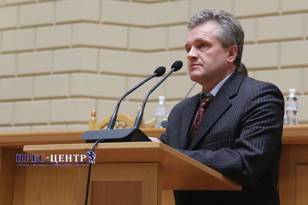 Ігоря Хамара переобрали на посаду декана біологічного факультету