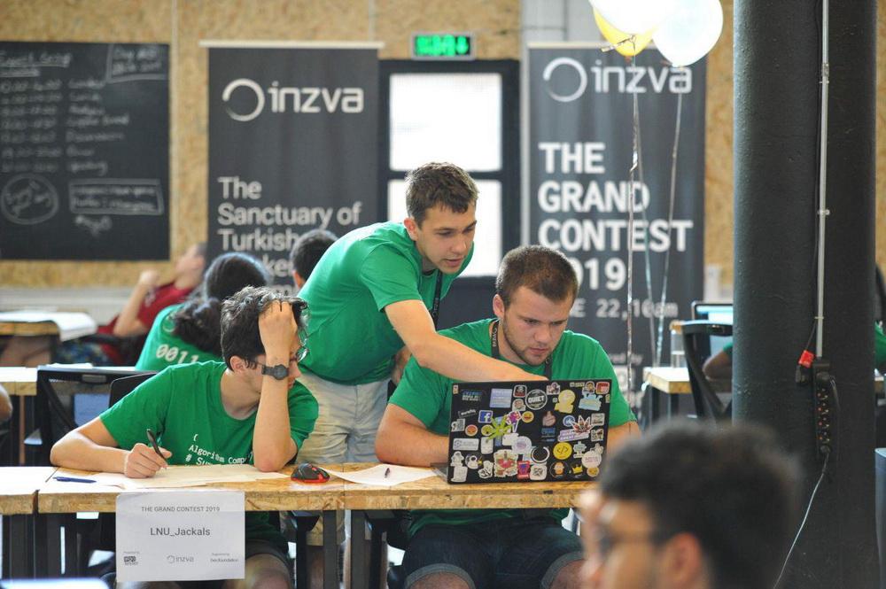 Команди Львівського університету – серед переможців Міжнародної студентської олімпіади з програмування «KPI-OPEN 2019»