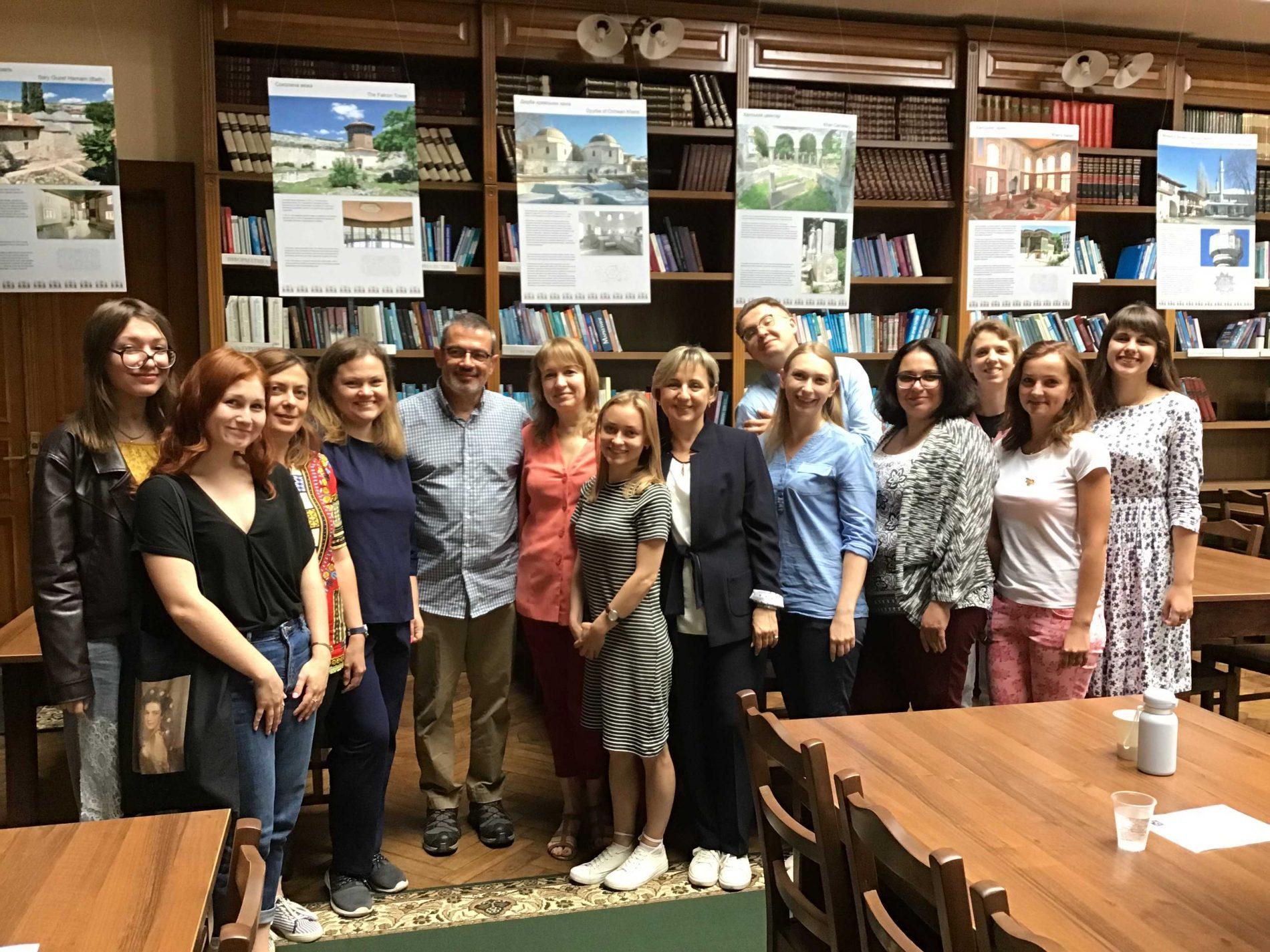 Перша міжнародна перекладацька майстерня LitTransformer  міст-літератури ЮНЕСКО у Львові