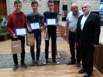 В Університеті визначили переможців Всеукраїнської студентської олімпіади з програмування