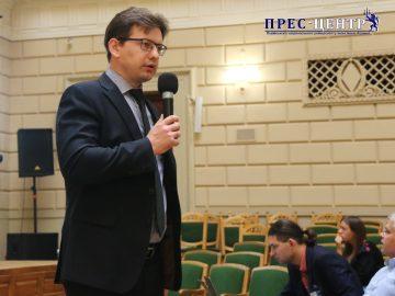 У Львівському університеті розпочала роботу XI Міжнародна науково-практична конференція «Електроніка та інформаційні технології»