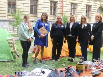 У Львівському університеті відзначили Всесвітній день туризму