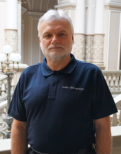 Gladyshevskii Roman Yevhenovych