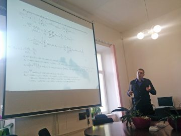 Відбулася конференція «Сучасні проблеми прикладної математики та інформатики»