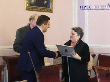У Львівському університеті вручили Літературну премії імені Романа Гамади