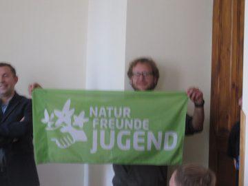 Зустріч з німецькою екотуристичною організацією «Друзі природи»