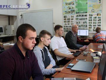 На факультеті електроніки та комп'ютерних технологій провели «Franko IT-Day»