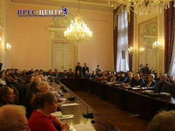 В Університеті провели конференцію, присвячену 30-річчю Народного Руху України