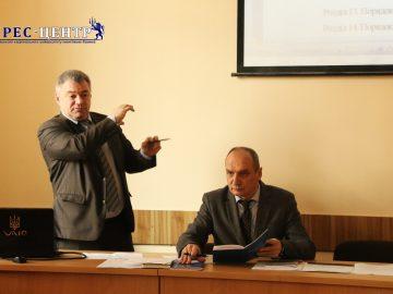 Відбулося засідання комісії з підготовки проектів Статуту та Правил внутрішнього розпорядку