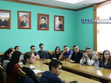 На юридичному факультеті обговорили державно-правові погляди Митрополита Андрея Шептицького