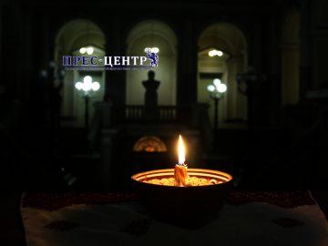 Університетська спільнота вшанувала пам'ять жертв Голодомору в Україні