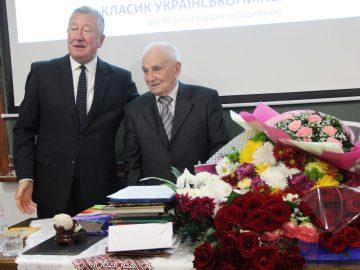 Урочиста академія до 90-річчя від дня народження професора Ореста Матковського