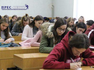 У Львівському університеті відбувся ІІ (обласний) етап ХХ Міжнародного конкурсу з української мови імені Петра Яцика