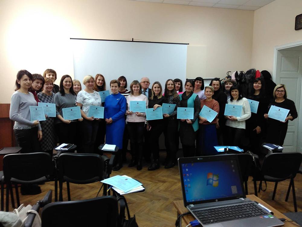 Завершилися психологічні навчання для фахівців з профорієнтації Львівської обласної служби зайнятості