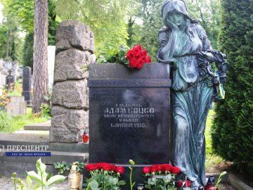 Академічна спільнота Університету вшанувала пам'ять Адама Коцка
