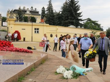 Академічна спільнота Університету вшанувала пам'ять Митрополита Андрея Шептицького