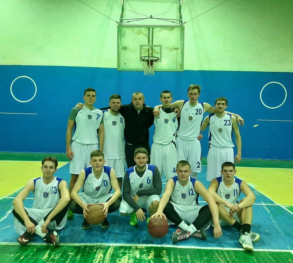 Баскетбольна команда Університету – у фіналі Чемпіонату міста Львова